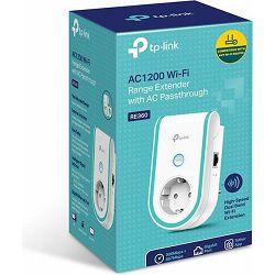 TP-Link RE360 AC1200 WiFi range extender