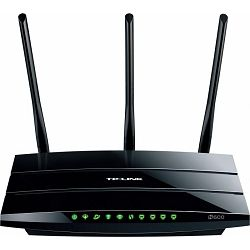 TP-Link TD-W8980B, N600 Wireless Dual Band Gigabit ADSL2+ Modem Annex B Router, All-in-One Device: