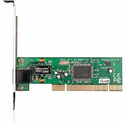 TP-Link TF-3200, 10/100Mbps PCI Network Adapter, Supports IEEE 802.3x Full Duplex Flow Control, LC
