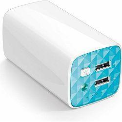 TP-Link Powerbank 10400mAh, 2×USB, 1×micro USB, ugrađena svijetiljka, TL-PB10400