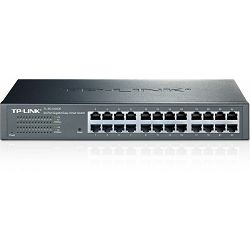 TP-Link TL-SG1024DE (24)1000Mbps Gigabit RJ45 Ports Layer 2