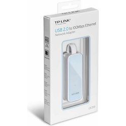 TP-Link UE200, USB 2.0 to Ethernet Adapter