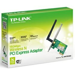 TP-Link TL-WN781ND PCIe Wifi