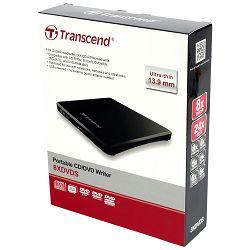 DVDRW Transcend USB 2.0 TS8X Black