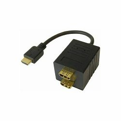 Adapter HDMI Y-splitter, TRN-CS-11L