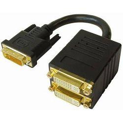 Adapter DVI Y splitter CS-14L
