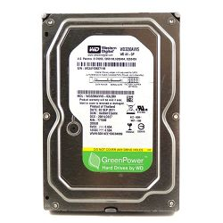 Tvrdi disk WD 320GB, WD320AVVS, Refurbished