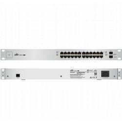 Ubiquiti Networks UniFi 24-Port POE+ Managed Gigabit Switch 250W, UBQ-US-24-250W