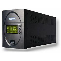 UPS Opti PS1500B Smart, Sine Wave, 1050W, 8 priključaka (IEC 320), AVR, internet/lan protection, RS