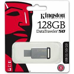 USB 128GB Kingston DataTraveler 50, USB 3.0, DT50/128GB