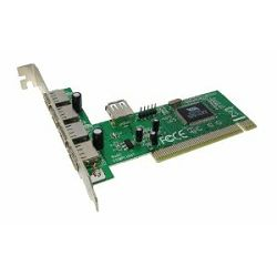 USB 2.0 Adapter , TP LINK, 4xUSB 2.0, PCI