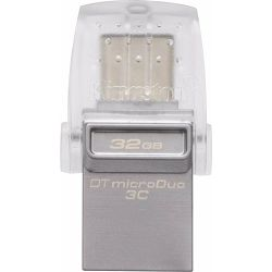 USB 32GB Kingston DT microDuo 3C