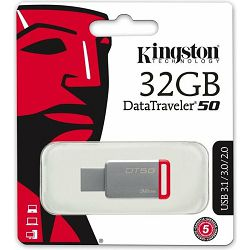 USB 32GB Kingston DT50 USB 3.0, DT50/32GB