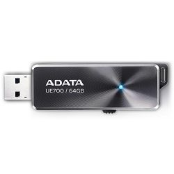 USB 64GB ADATA DashDrive elite UE700, USB 3.0, AUE700-64G-CBK