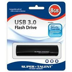 USB 8GB Super Talent Express DUO 2CH, USB 3.0, ST3U8E2CK