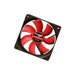 Ventilator Xilence 120mm PWM crno/crveni