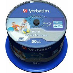 BD-R Verbatim 50kom 43812 printable