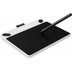 Wacom Intuos Draw S white, USB (CTL-490DW-S), working surface 152x95mm