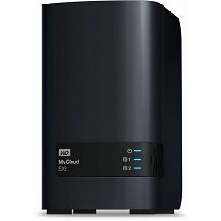 Western Digital WD My Cloud EX2 Ultra, GbLAN, WDBVBZ0040JCH
