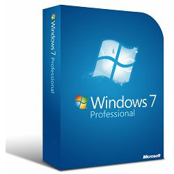 Windows 7 Pro, Legalization GGK-Win, DSP OEI DVD, 6PC-00020, 4YR-00047