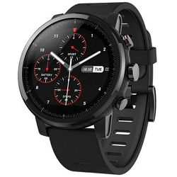 Xiaomi Amazfit Stratos black, Smart watch, 1.34