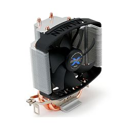 Zalman CNPS5X PERFORMA CPU cooler. FAN: 92mm fan, fan speed: 1400rpm-2800rpm, 20dBA-32.0dBA. PWM co