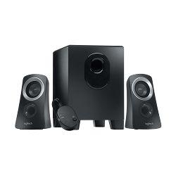 Logitech Z313 zvučnici 2.1, 980-000413