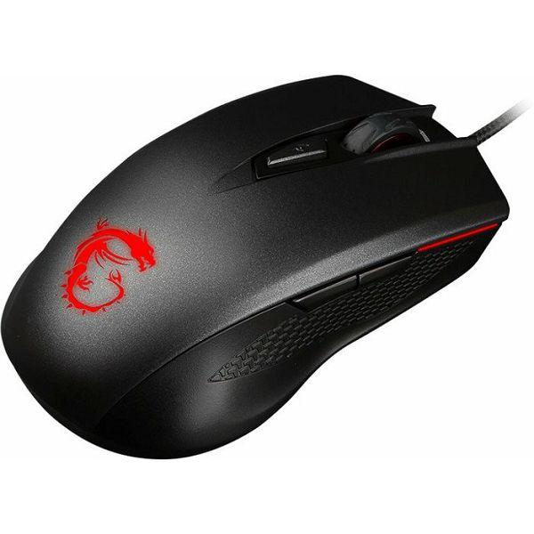 MSI Clutch GM40 Black gaming miš