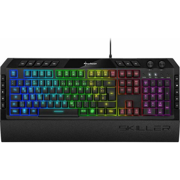 Sharkoon Skiller SGK5 gaming tipkovnica RGB
