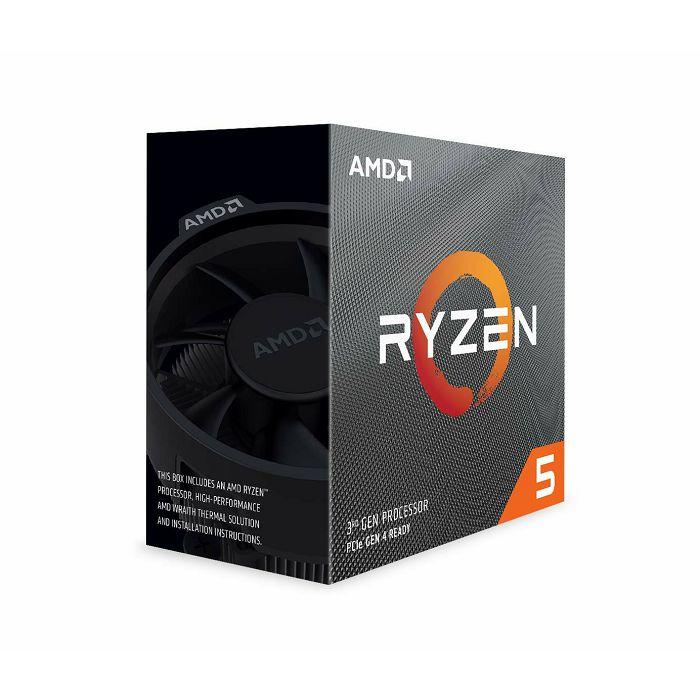 CPU AMD Ryzen 5 3600 BOX, s. AM4, 100000031BOX