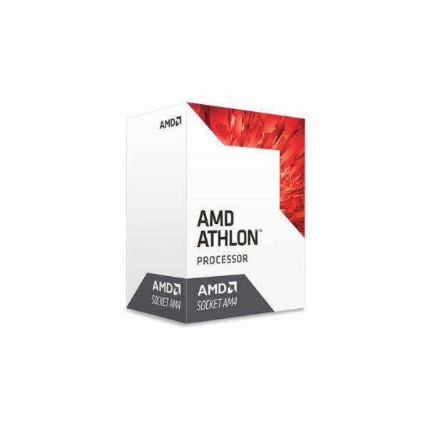 CPU AMD Athlon 220GE BOX, s. AM4
