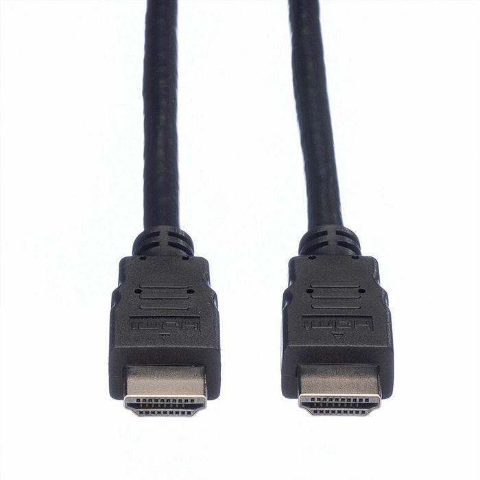 Kabel HDMI 19M/19M 2m, Roline, 11.99.5527