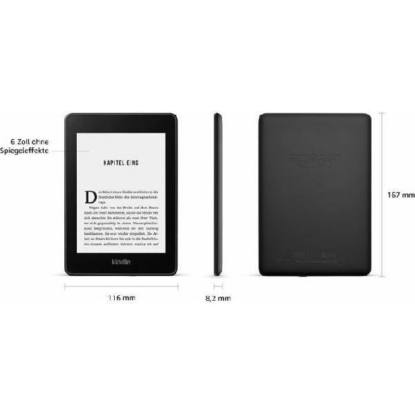 Kindle Paperwhite eReader 2018 SP, 6
