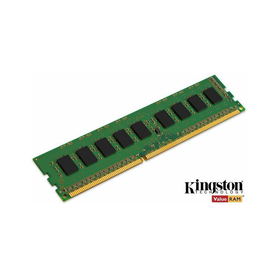 DDR3 2GB Kingston 1600MHz Value, KVR16N11S6/2