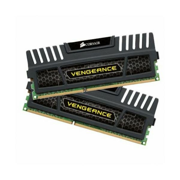 DDR3 4GB (1x4) Corsair, 1600MHz, CL9, Vengeance black, CMZ4GX3M1A1600C9