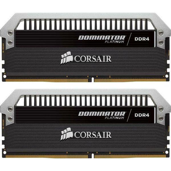 DDR4 16GB (2x8GB) PC4-21300U 2666MHz CL15 Corsair Dominator Platinum, CMD16GX4M2A2666C15