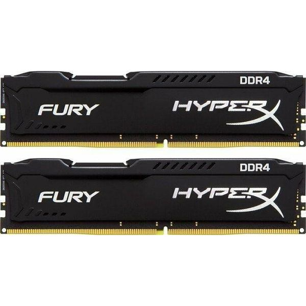 DDR4 16GB (2x8) Kingston 3200MHz Fury, HX432C18FB2K2/16
