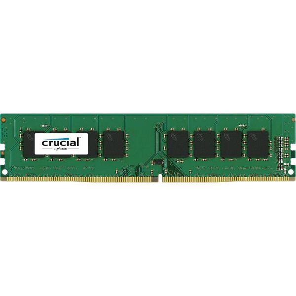 DDR4 4GB (1x4GB) PC4-19200 2400MHz CL17 Crucial, CT4G4DFS824A