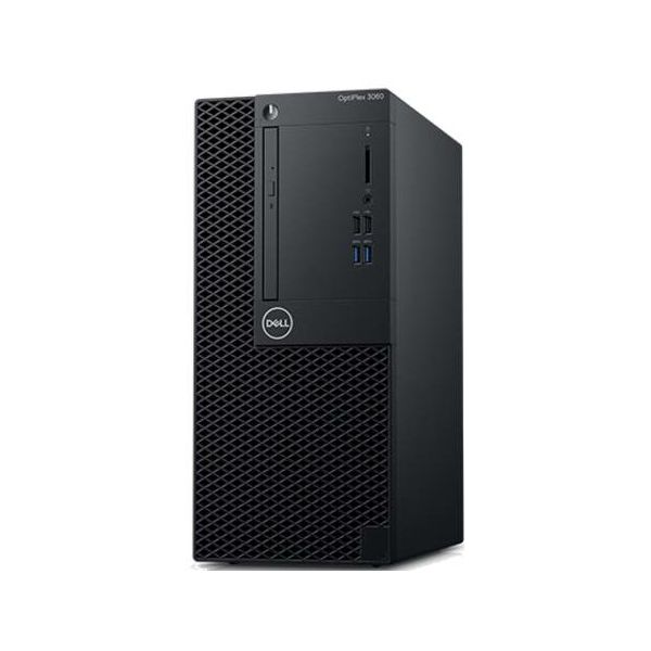 Dell Optiplex 3060 MT, i3-8100 3.60 GHz, 1x8 GB DDR4 2666MHz, 1TB HDD,  Intel UHD 630, tipkovnica, miš, Windows 10 Pro, 273022502