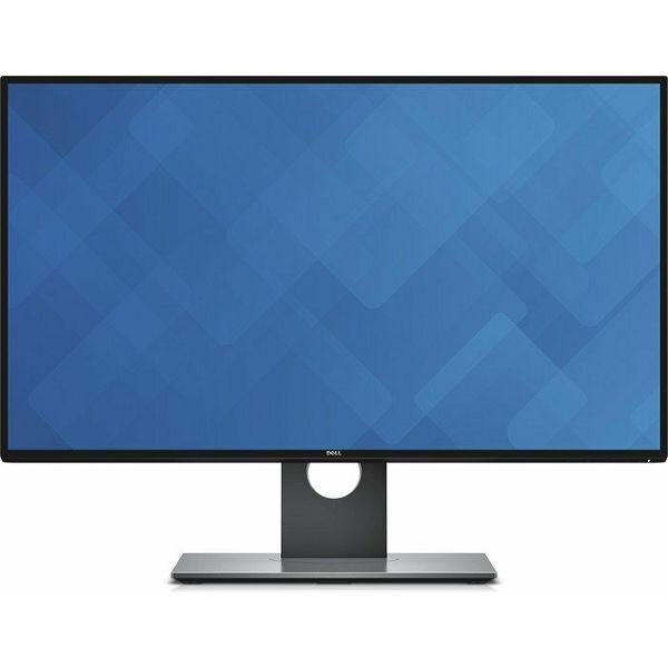 Monitor Dell UltraSharp U2717D, 27