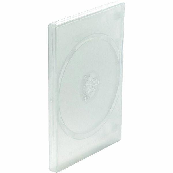 DVD BOX transparentni