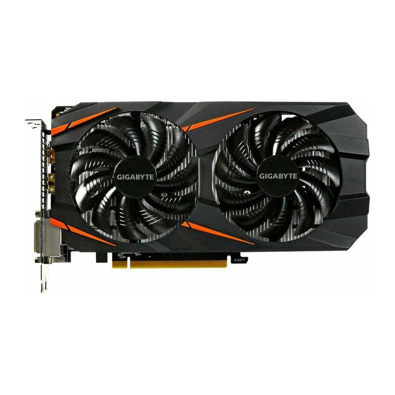 Grafička kartica Gigabyte GTX1060 Windforce OC 6GB, 6 GB DDR5, 1797/8008 MHz, GV-N1060WF2OC-6GD
