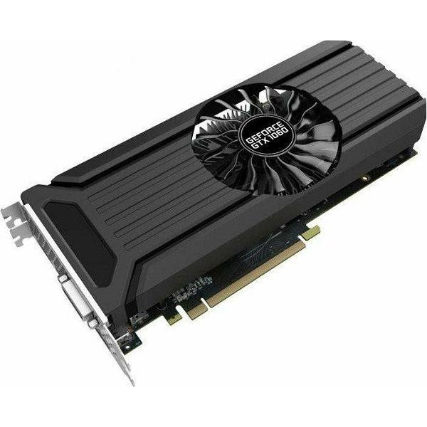 Grafička kartica Palit GTX1060 StormX 6G, 6GB GDDR5, 192-bit, 1708/2000MHz, NE51060015J9F