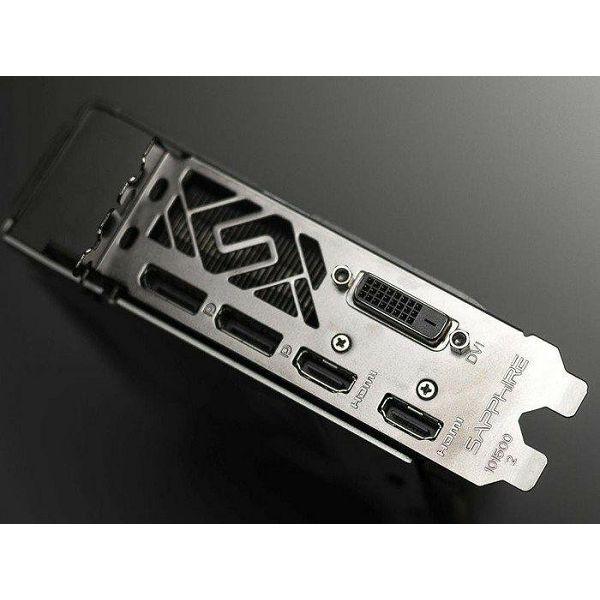 Sapphire RX580 Nitro+, 4GB GDDR5, Lite, 11265-07-20G, Jamstvo 36 mjeseci