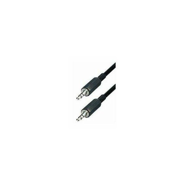 Kabel audio 3.5mm M/M 2.5m A52
