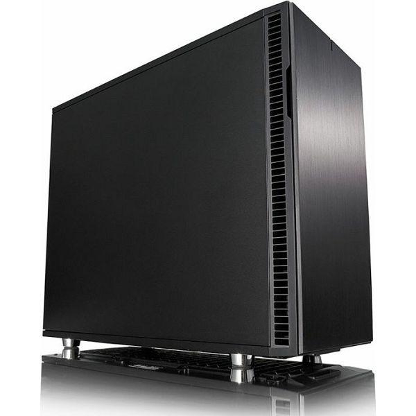 Kućište Fractal Design Define R6 Black, crno bez napajanja, Tip C, USB-C, FD-CA-DEF-R6C-BK