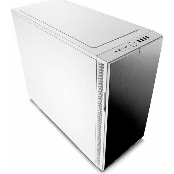 Kućište Fractal Design Define R6 White, TIP C, bijelo bez napajanja, TIP C, USB-C, FD-CA-DEF-R6C-WT