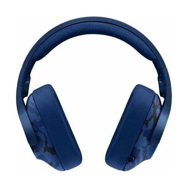 Logitech headset G433 Blue 7.1