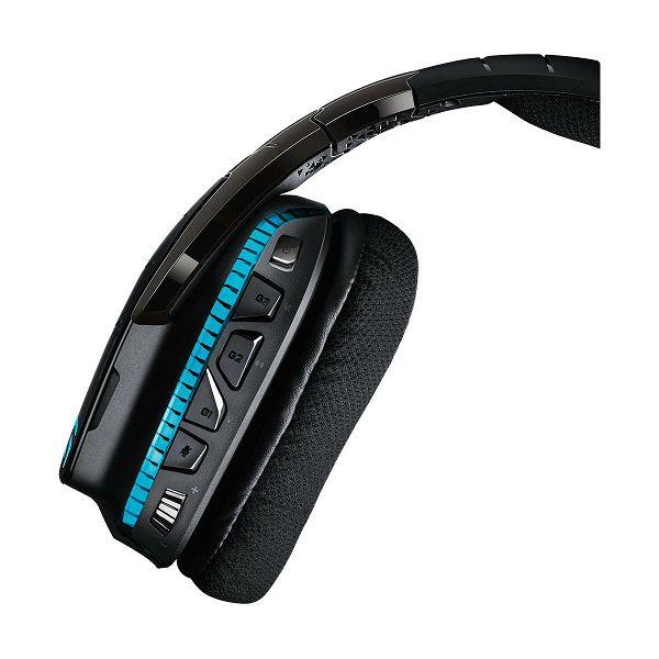 Logitech G933 7.1 Artemis Spectrum Black, Gaming Headset