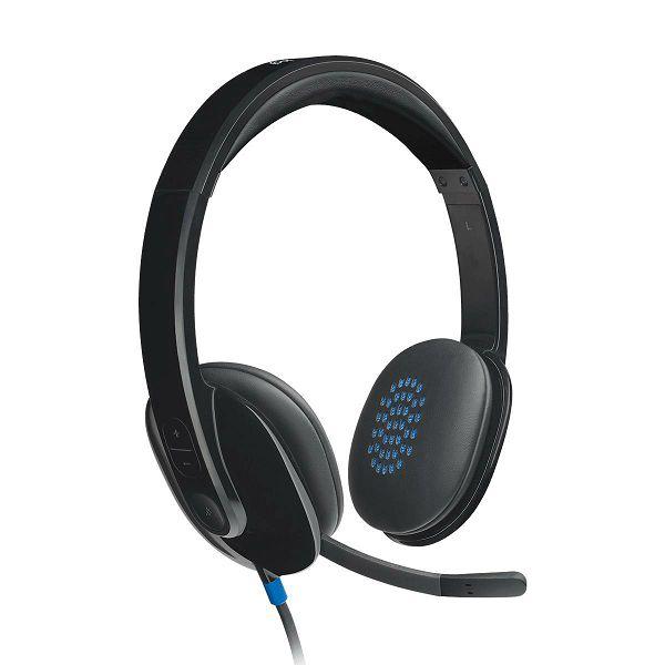 Logitech headset H540 USB